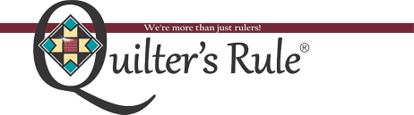 Quilter's Rule Logo