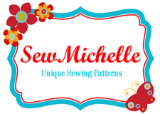 Sew Michelle Logo