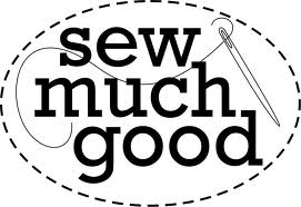Sew Much Good Patterns Logo