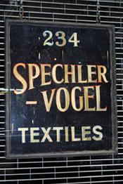 Spechler-Vogel Logo