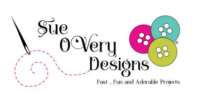Sue O'Very Designs Logo