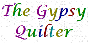 The Gypsy Quilter Logo