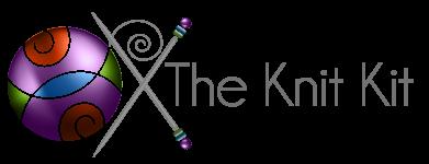 The Knit Kit Logo