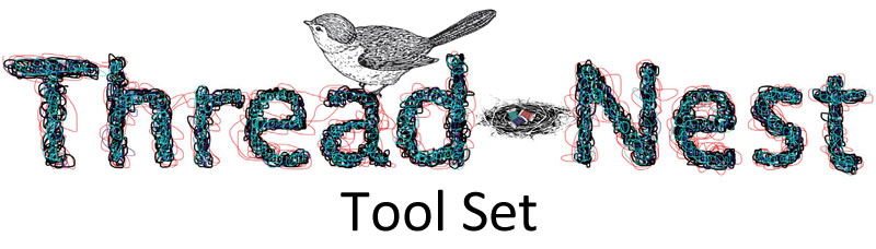 Thread Nest Tool Set Logo