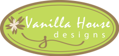 Vanilla House Designs Patterns Logo