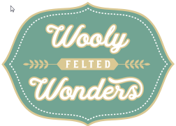 Wooly Felted Wonders Logo