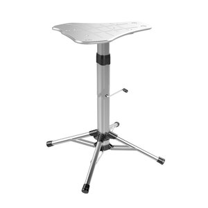"Reliable Aria 600PS Steam Ironing Press Stand, Adjustable Height Telescopic 26.5-41"" Sit Down/Stand Up, Garment Rack, Fits 100SP 200SP 350SP Presses, Reliable, LIFT, ST7A, Telescopic, Steam, Ironing Board, Press Stand, 26.5-41"", Adjustable Height, Sit, Or Stand, Pressing, Perfect Fit, for Empressa S550, Others"