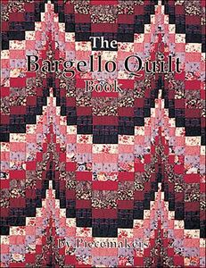 Piecemakers 8414 Bargello Quilt Book