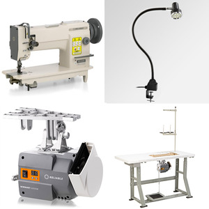 7727: Reliable 4000SW Walking Foot Needle Feed Sewing Machine/Stand (Replaces MSK-8600B)
