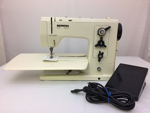 Bernina 830H Handicap Record Electronic Refurb Trade In Sewing Machine