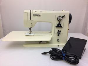 90980: Bernina 830H Handicap Record Electronic Refurb Trade In Sewing Machine