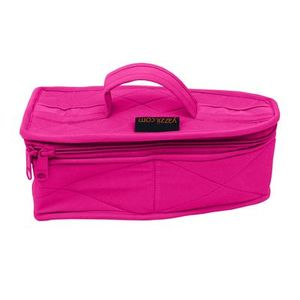 Yazzii International YZ580F Iron Storage Case Fuchsia