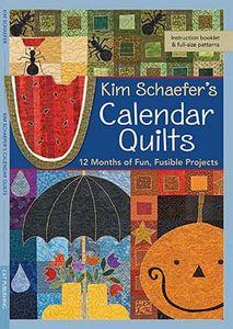 C&T Publishing 45287 Calendar Quilts