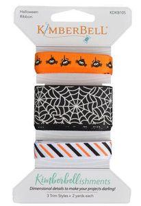 Kimberbell KDKB105 Kimberbellishments Halloween Ribbon Set
