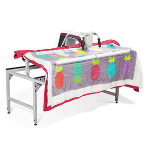 "91590: Grace Q-Zone 102"" Queen Quilting Frame for Home Machines, Brother PQ, Juki TL, Janome 1600P"