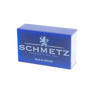 7341: Schmetz 130MET Metallic Thread Needles for Home Sewing Machines - 100