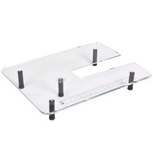 """91819: Eversewn ES-EVQE-S 16"""" x 22.5"""" Extension Table for EverSewn Sparrow QE"""