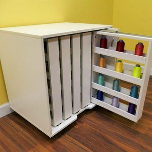 92045: Arrow 2051 Mod 5 Thread Storage Caddy Cabinet