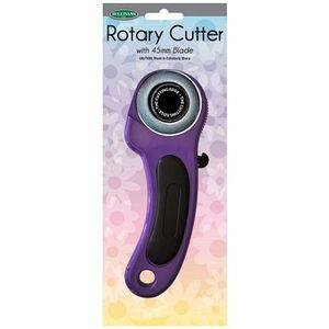 Sullivans SUL37241 45mm Rotary Cutter - Purple