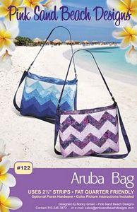 Pink Sand Beach Designs PSB122 Aruba Bag Pattern