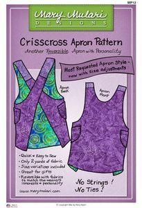Mary Mulari - Mary's Productions MP12 CrissCross Apron Pattern