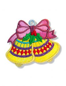 Dalco EasyStitch Appliques Christmas Ornaments Collection Disk