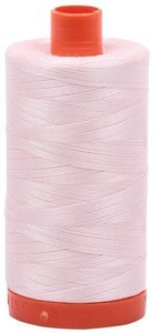 Aurifil Cotton 6723 50wt 1422 yds Fairy Floss