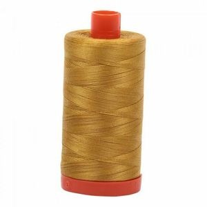Aurifil Cotton 5022 50wt 1422 yds Mustard