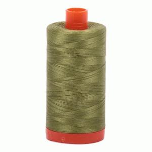 Aurifil Cotton 5016 50wt 1422 yds Olive Green