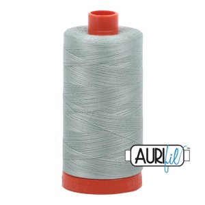 Aurifil Cotton 5014 50wt 1422 yds Marine Water