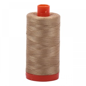 Aurifil Cotton 5010 50wt 1422 yds Beige