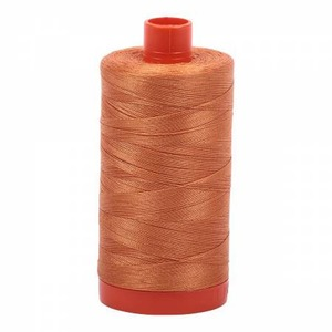 Aurifil Cotton 5009 50wt 1422 yds Med Orange