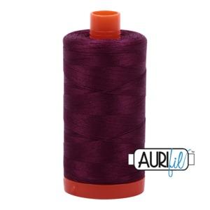 Aurifil Cotton 4030 50wt 1422 yds Plum