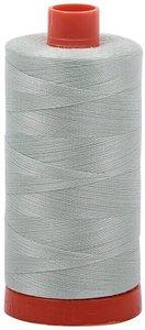 Aurifil Cotton 2912 50wt 1422 yds Platinum
