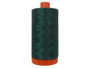 Aurifil Cotton 2885 50wt 1422 yds Med Spruce