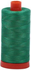 Aurifil Cotton 2860 50wt 1422 yds Lt Emerald