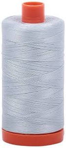 Aurifil Cotton 2846 50wt 1422 yds Iceburg