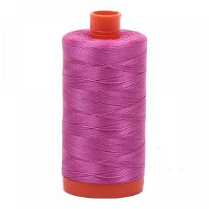Aurifil Cotton 2588 50wt 1422 yds Lt Magenta