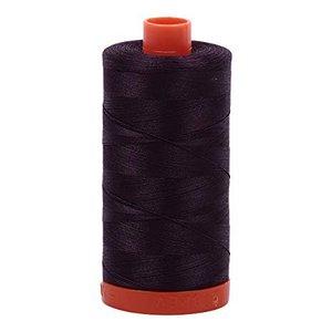 Aurifil Cotton 2570 50wt 1422 yds Aubergine