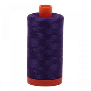 Aurifil Cotton 2545 50wt 1422 yds Med Purple
