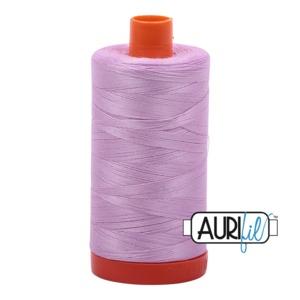 Aurifil Cotton 2515 50wt 1422 yds Lt Orchid
