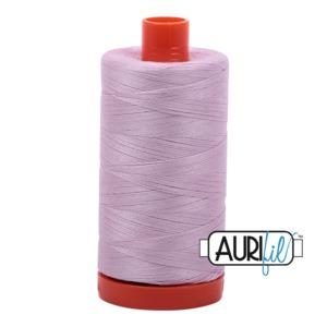 Aurifil Cotton 2510 50wt 1422 yds Lt Lilac