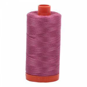 Aurifil Cotton 2450 50wt 1422 yds Rose