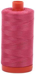 Aurifil Cotton 2440 50wt 1422 yds Med Peony