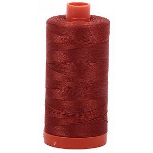 Aurifil Cotton 2385 50wt 1422 yds Terracotta