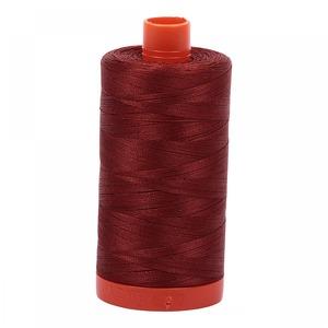Aurifil Cotton 2355 50wt 1422 yds Rust