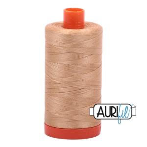 Aurifil Cotton 2318 50wt 1422 yds Cashmere