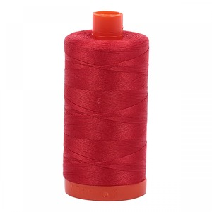 Aurifil Cotton 2265 50wt 1422 yds Lobster Red