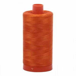 Aurifil Cotton 2235 50wt 1422 yds Orange