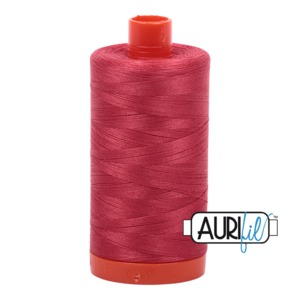 Aurifil Cotton 2230 50wt 1422 yds Med Peony